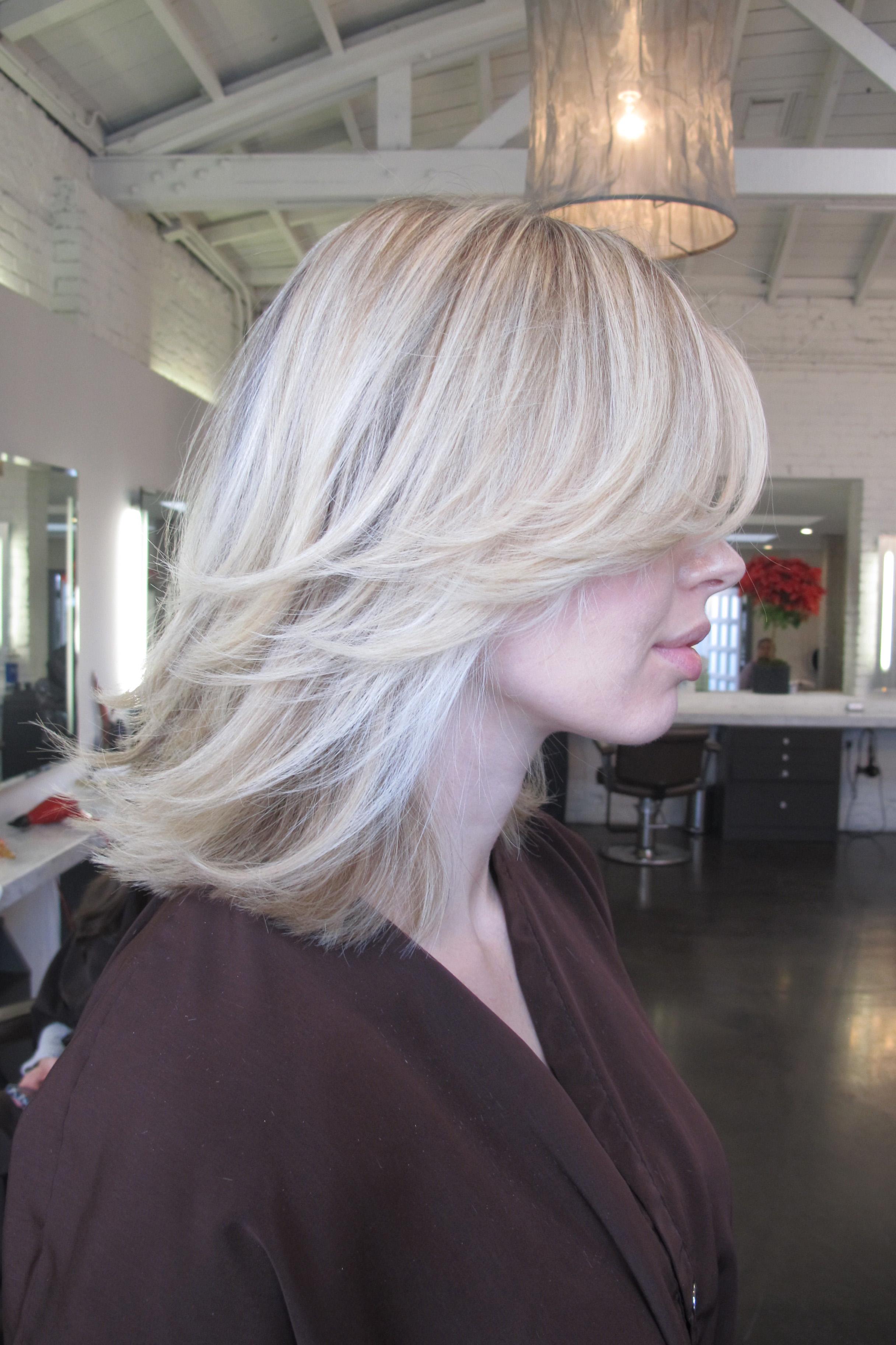 Blonde Highlights 2013 Jonathan Amp George