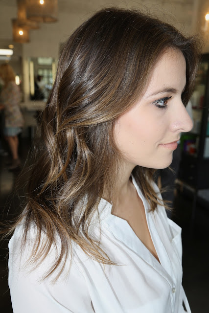 hair color highlight ideas