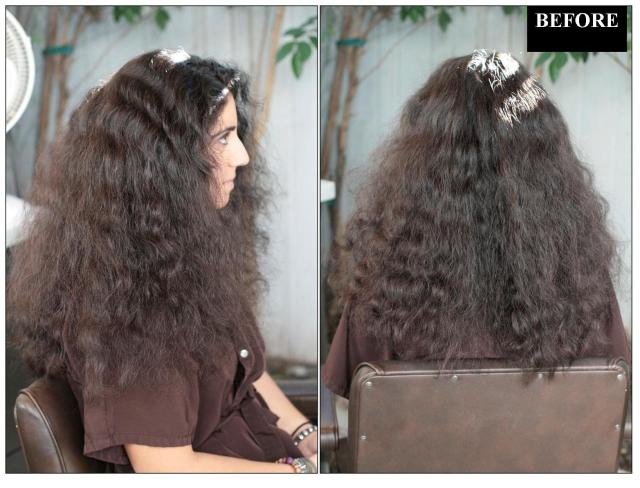 hair smoothing products