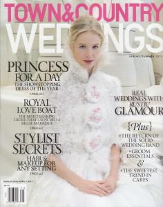 town and country weddings magazine