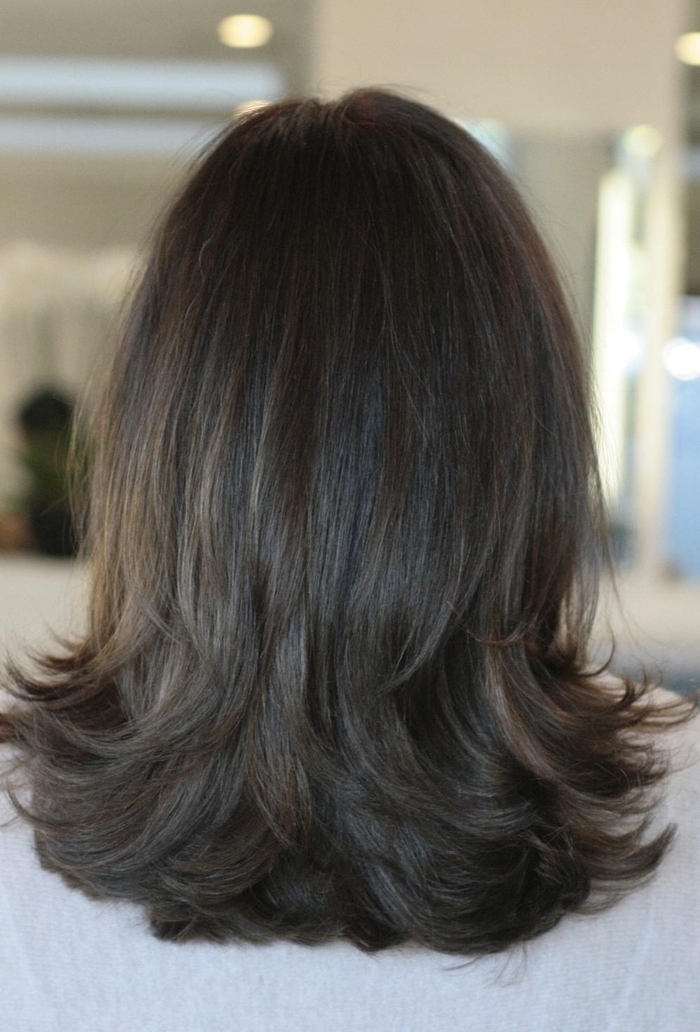 Refresh Natural Hair Color