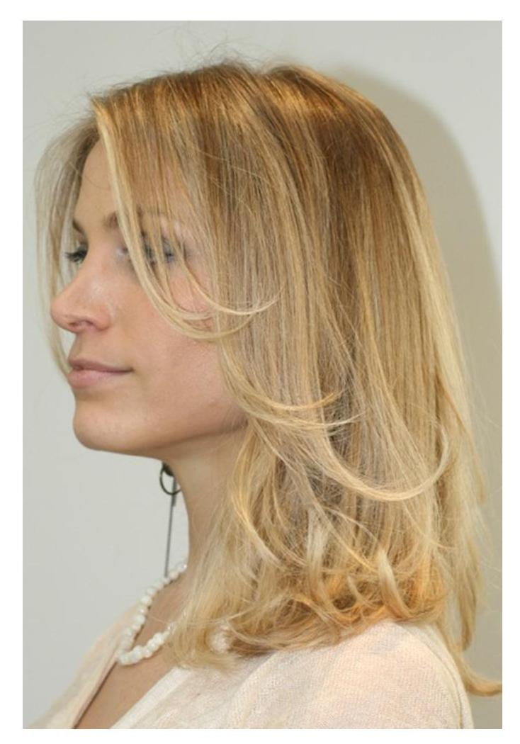 Gold Blonde Highlights – JONATHAN & GEORGE