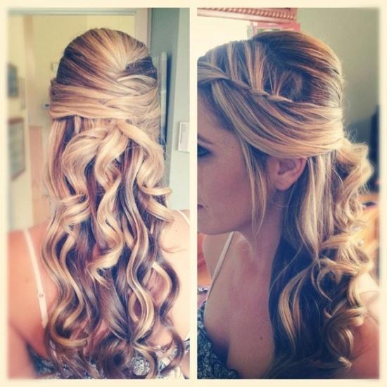 Spring Wedding Hair Ideas Jonathan George