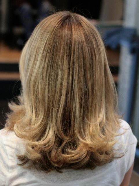Natural Hair Color Chart