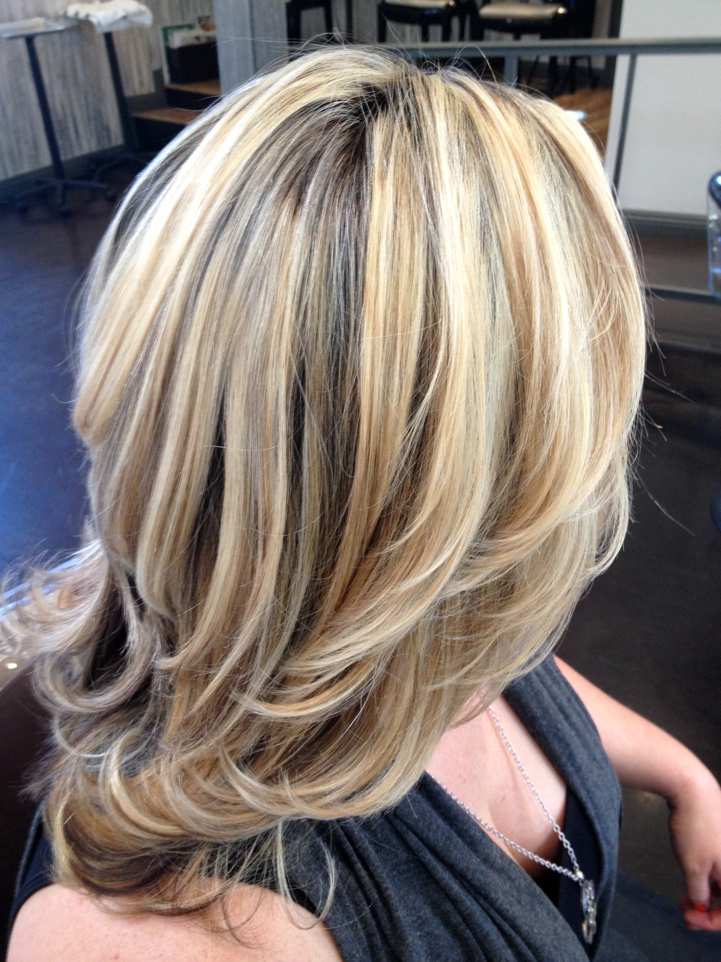 Natural Blonde Highlights Jonathan Amp George