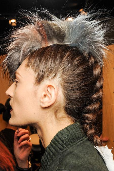 fendi hair fall 2013