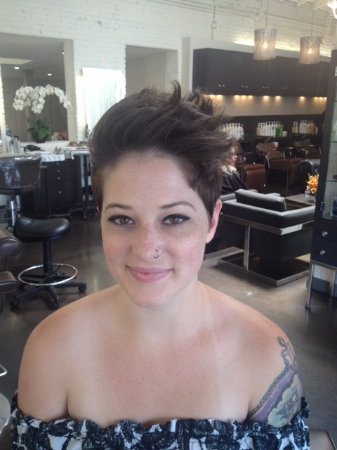 hairstyle trends 2013
