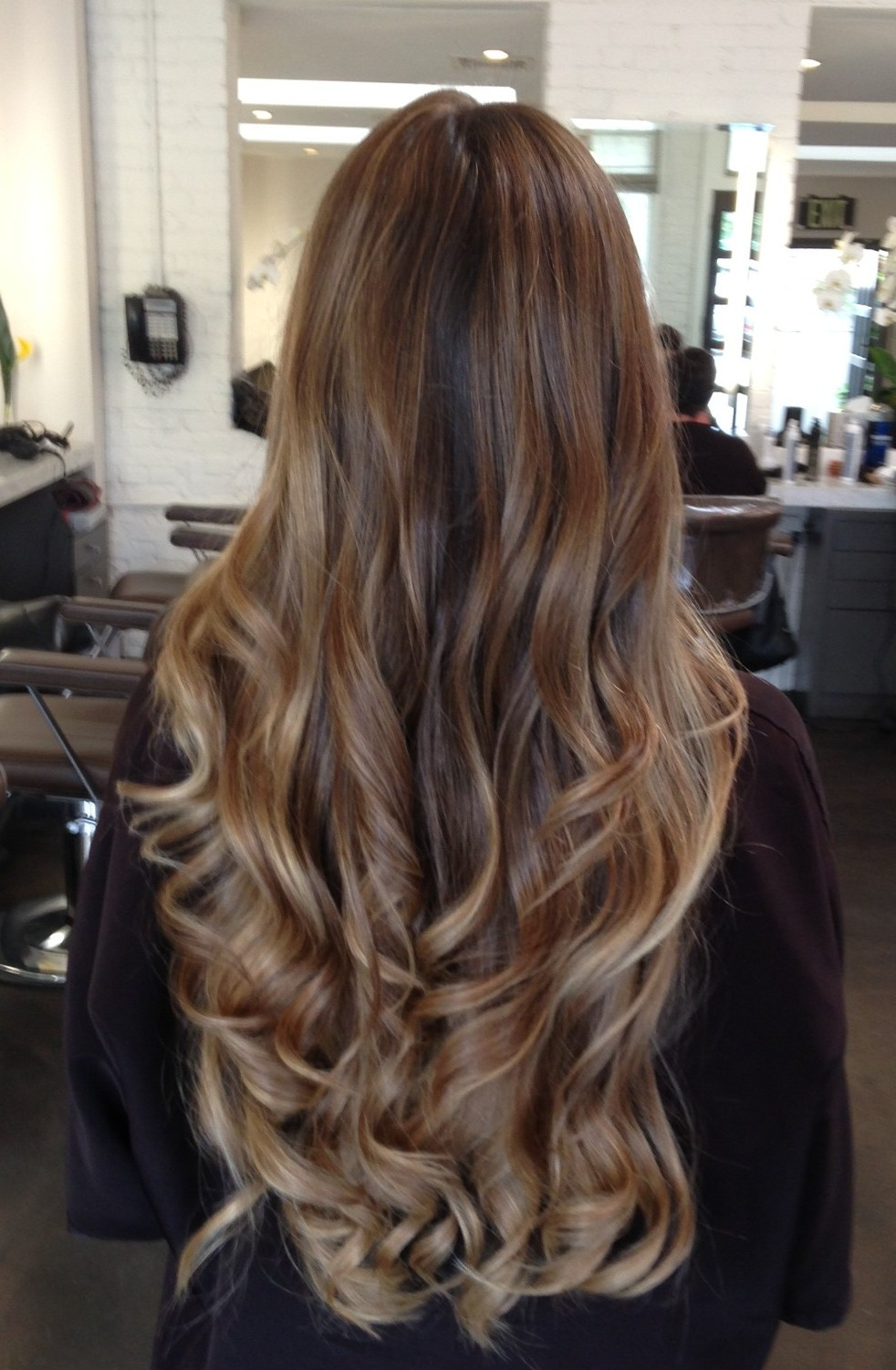 Hair Extensions Los Angeles Jonathan George