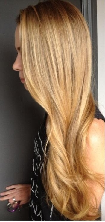 Before and After Blonde: From Dull to Honey   JONATHAN & GEORGE Blog