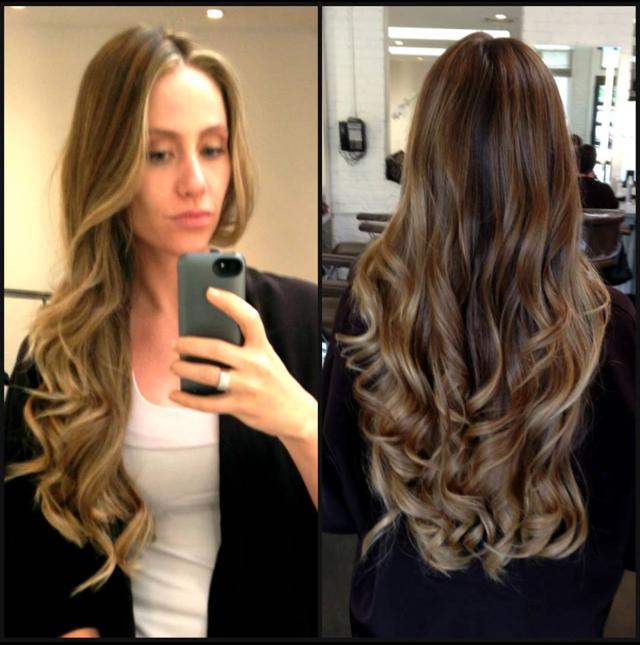 kacey welch hair color
