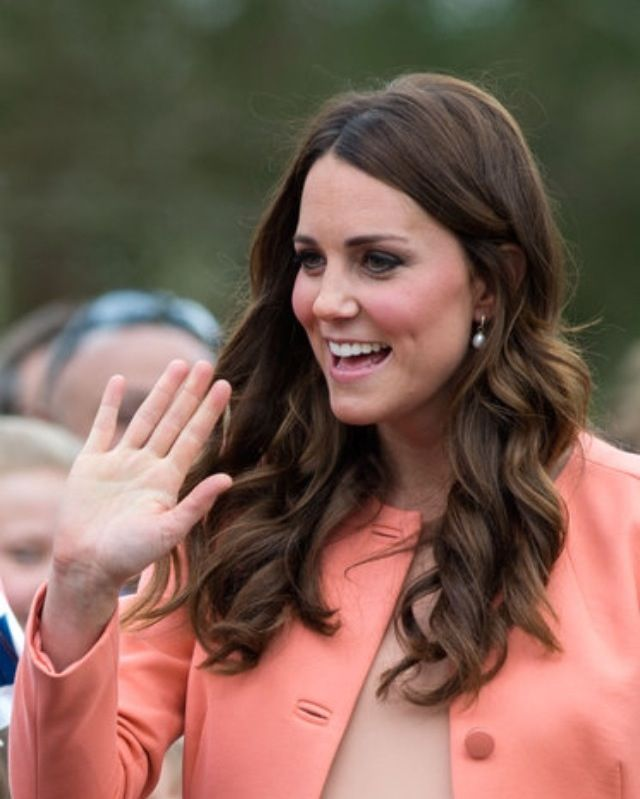 duchess of cambridge hair