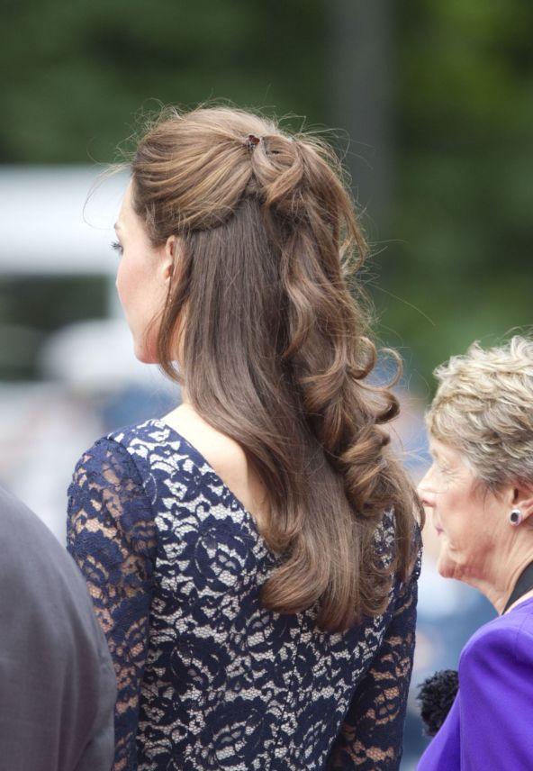 Kate Middleton Hair Extensions