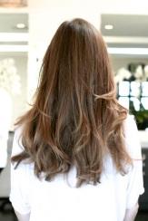 natural brunette hair color