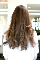 natural brunette hair color