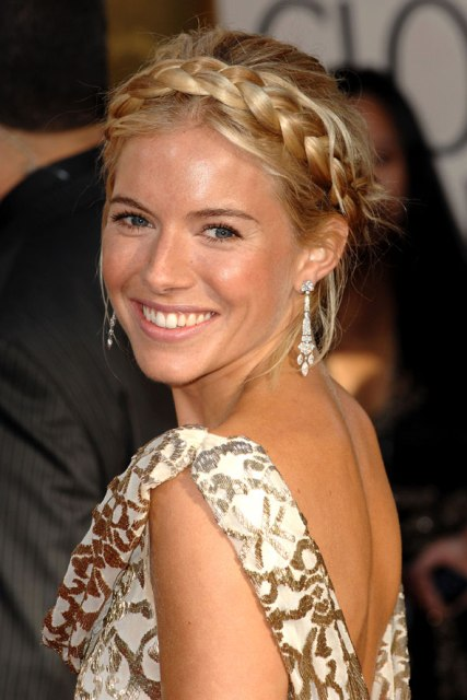 sienna miller braid