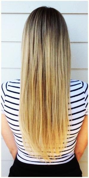 long blonde hair 2013