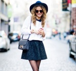 Mija Knezevic fashion blogger