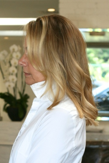 natural blonde highlights 2013