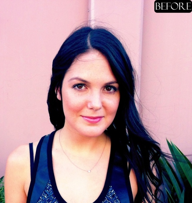 ombre hair makeover 2013