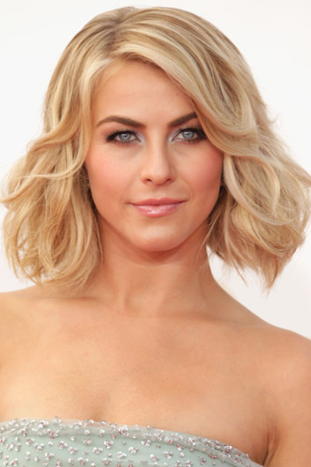 julianne hough hair emmys 2013