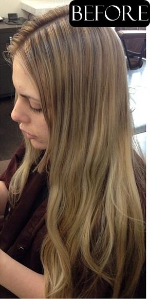Hair Correction : jonathanandgeorgeblogblonde hair color correctionvanilla blonde ...
