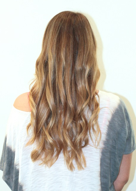 bronde hair color