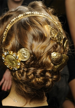 milan fashion week spring 2014 hair trends