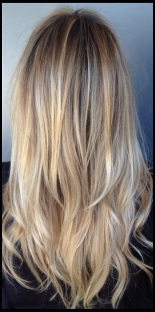 natural blonde hair color