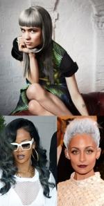 silver hair trend 2013