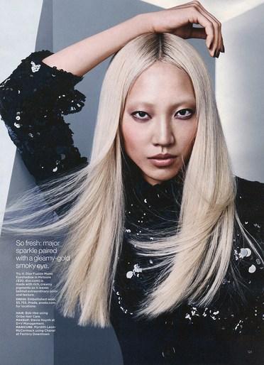soo joo park lucky magazine