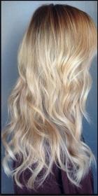 golden wheat blonde