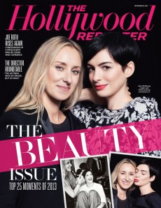 hollywood reporter beauty issue 2013