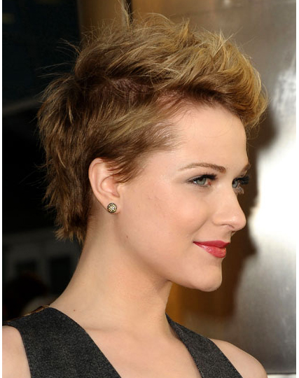 evan rachel wood pixie haircut
