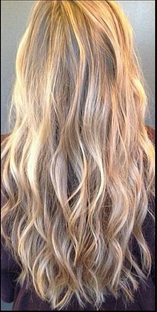 how to get beach hair