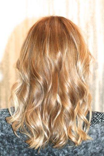 blonde hair color ideas
