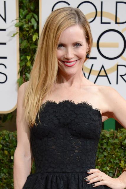 leslie mann hair 2014 golden globes