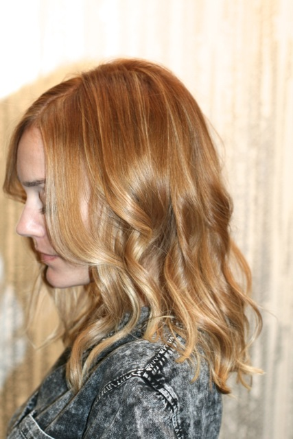 honey blonde hair color – JONATHAN & GEORGE
