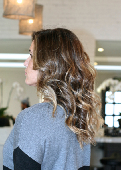 caramel brunette highlights � jonathan amp george