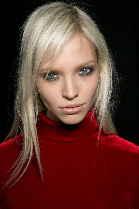 Trends Hair Braid Styles: London Fashion Week: Tom Ford Fall 2014