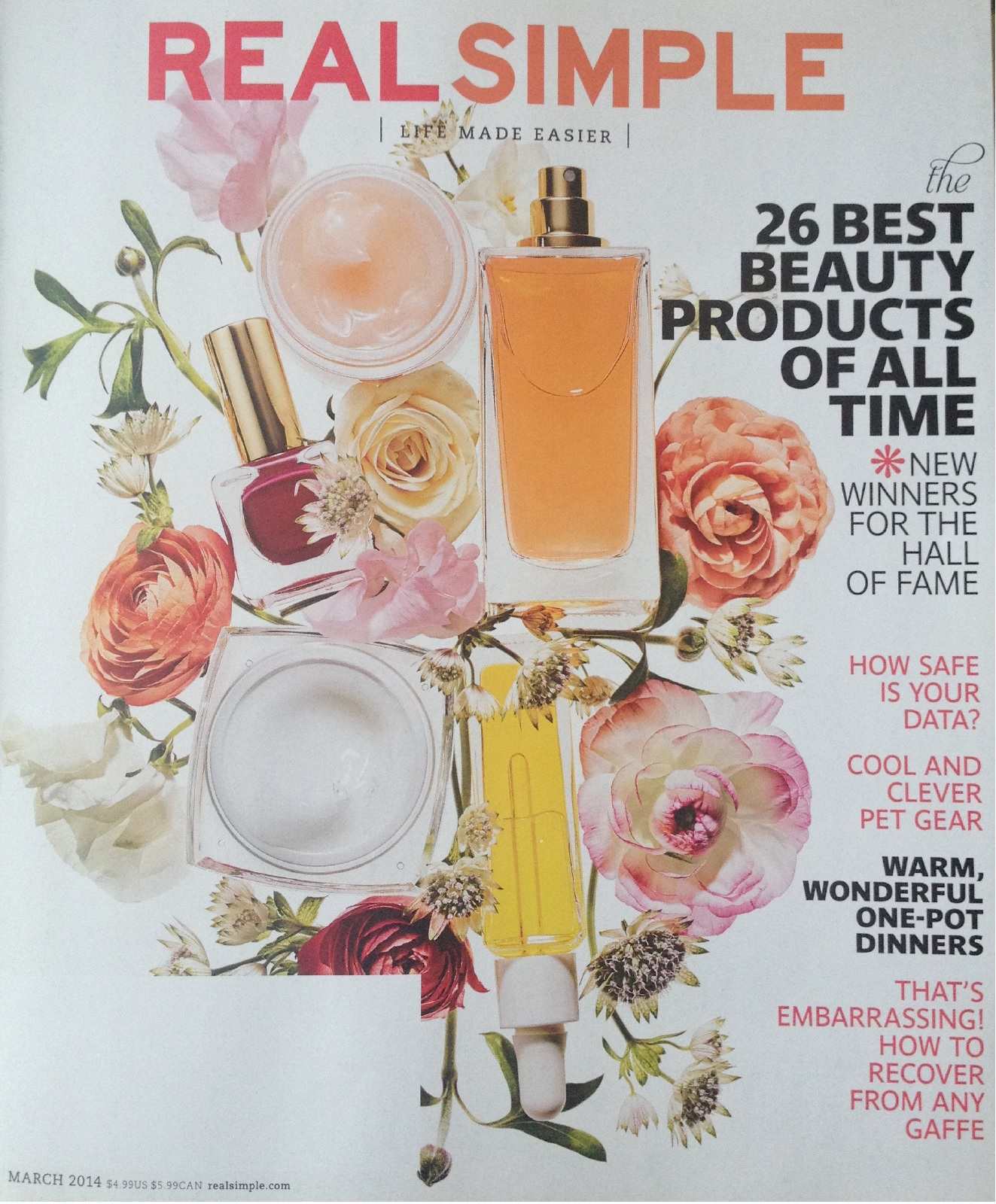 Real Simple Weddings Magazine 2018: In The Press: Real Simple Magazine