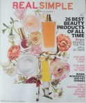 Real Simple Magazine March 2014