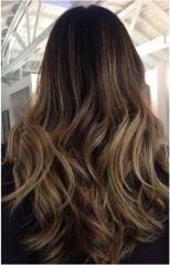 natural brunette hair color ideas