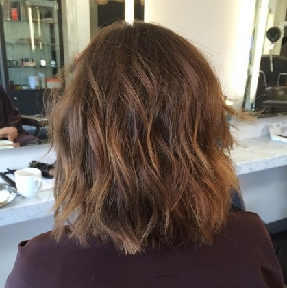 beachy bob haircut