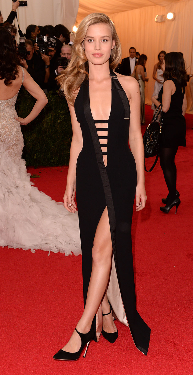 Georgia-May-Jagger met gala 2014
