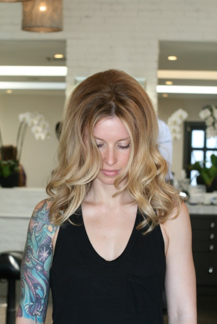 Natural Blonde Hair Color Of Hair Color For Natural ...