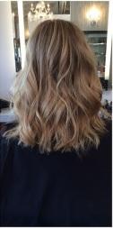 shoulder length haircut