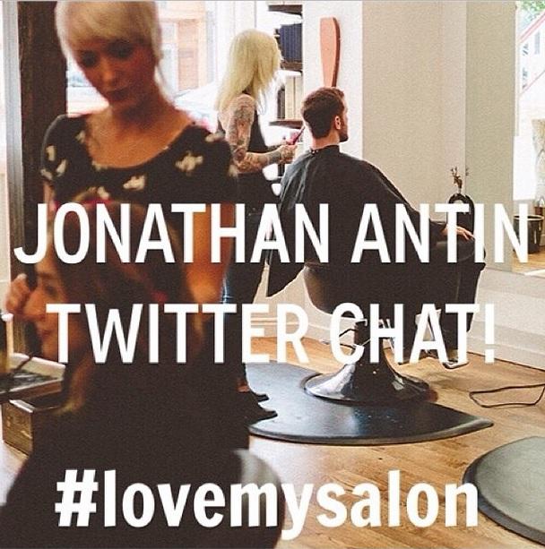 jonathan antin twitter chat mindbody