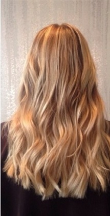 natural human hair extensions