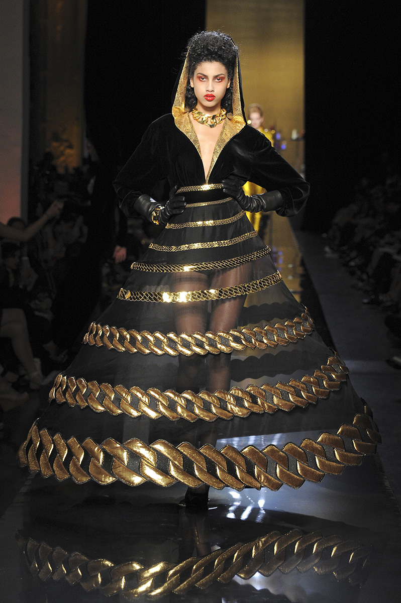Jean paul gaultier fall 2014 couture jonathan george for Jean paul gaultier clothing
