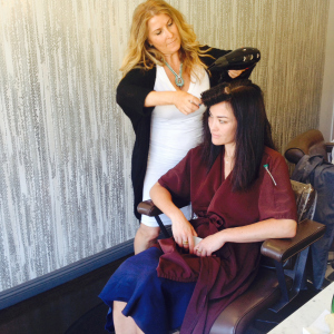 melissa stone best blow dry los angeles